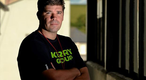 Kerry manager Eamonn Fitzmaurice feels there has been no dip in expectancy for the team in the county despite the raft of high-profile retirements and injuries. Photo: Diarmuid Greene / SPORTSFILE