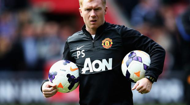 Paul Scholes says Manchester United must 'arrest their decline' with the signings of 'five proper players'. Photo: Ian Walton/Getty Images