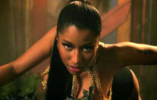 Nicki Minaj in Anaconda