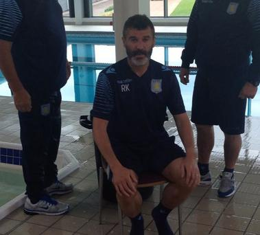 Roy Keane has nominated Ireland manager Martin O'Neill for the ice Bucket Challenge