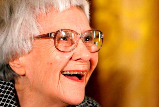MOCKINGBIRD AND THE MICROSCOPE: Legendary author Harper Lee