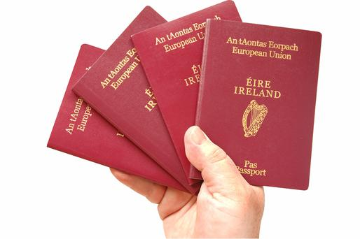 Peter Sands is appealing for help in finding his passport which he mislaid in Dublin