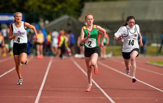 The Community Games is set to leave Athlone. Picture credit: David Maher / SPORTSFILE