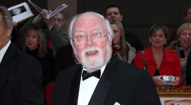 File photo dated 09/04/08 of Richard Attenborough who has died aged 90, the BBC reported tonight. PRESS ASSOCIATION Photo. Issue date: Sunday August 24, 2014. See PA story DEATH Attenborough. Photo credit should read: Ian West/PA Wire
