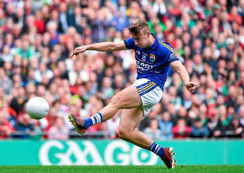 James O'Donoghue really proved he has the stomach required to be one of the very best in the game