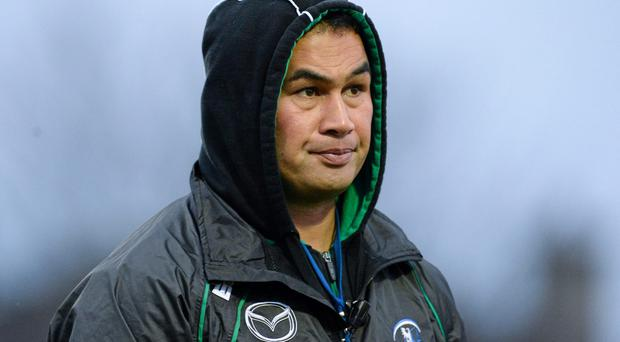 Connacht head coach Pat Lam. Picture credit: Diarmuid Greene / SPORTSFILE