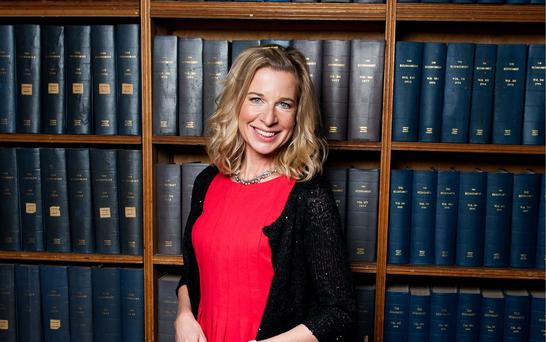 Photo by ROGER@ROGERASKEWPHOTOGRAPHY.CO.U/REX (3406609p) Katie Hopkins Various at the Oxford Union, Britain - Nov 2013