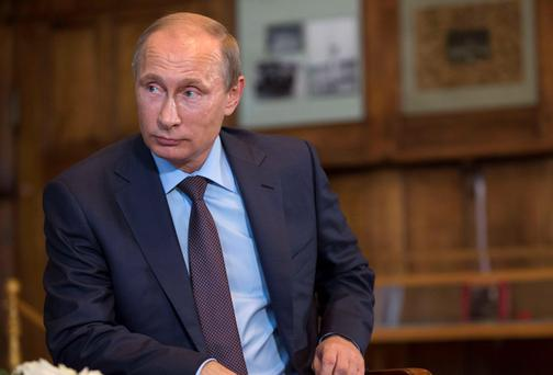 Russian President Vladimir Putin has banned food imports from the EU