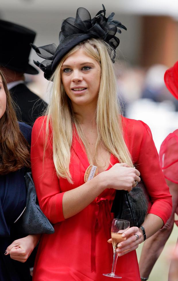 Chelsy Davy girlfriend of Prince Harry, attends day 5 of Royal Ascot at Ascot Racecourse on June 19, 2010 in Ascot, England. (Photo by Indigo/Getty Images)