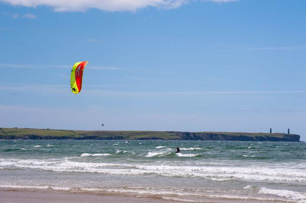 medium-Tramore Beach, Kitesurfing.jpg
