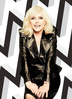 Debbie Harry will play Electric Picnic with Blondie.