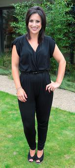 Lucy Kennedy at TV3s Autumn Schedule 2014 launch