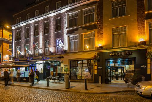 Temple Bar Hotel for sale