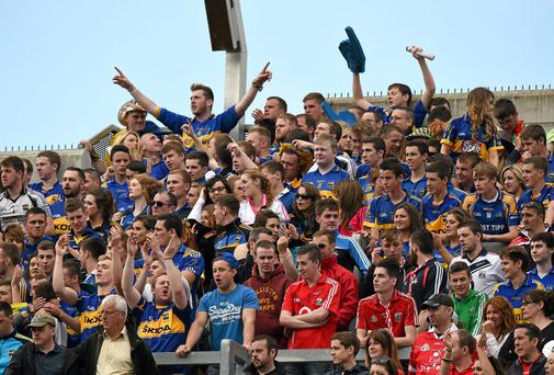 The GAA has said that any tickets for the All-Ireland hurling final between Kilkenny and Tipperary found to have been bought on the black market will be cancelled, leaving the purchaser locked out of Croke Park. Photo: Pat Murphy / SPORTSFILE