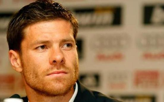 Xabi Alonso is leaving Real Madrid