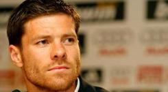 Xabi Alonso is leaving Real Madrid and John Giles believes he would be an ideal signing for Manchester United