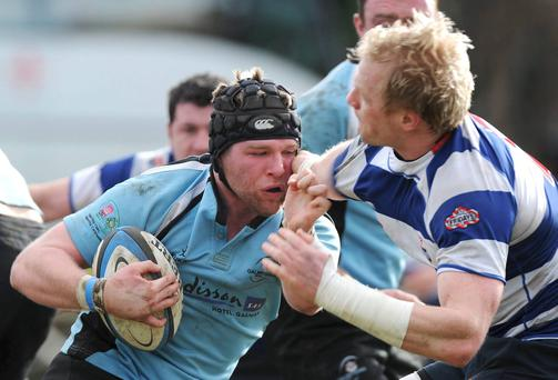 Galwegians RFC are on the brink of a fourth successive Connacht Senior League title. Picture credit: Matt Browne / SPORTSFILE
