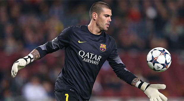 Victor Valdes has been a free agent since May