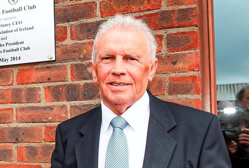 John Giles is to be awarded Freedom of the City