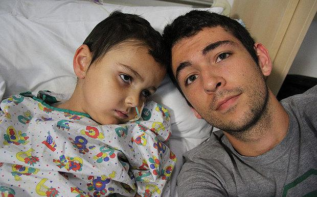 Ashya King has been made a ward of court