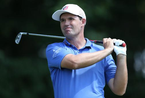 Padraig Harrington has been named as one of the three European vice-captains for the Ryder Cup