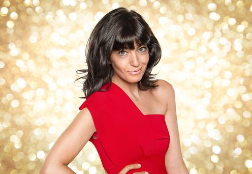 Strictly Come Dancing host Claudia Winkleman