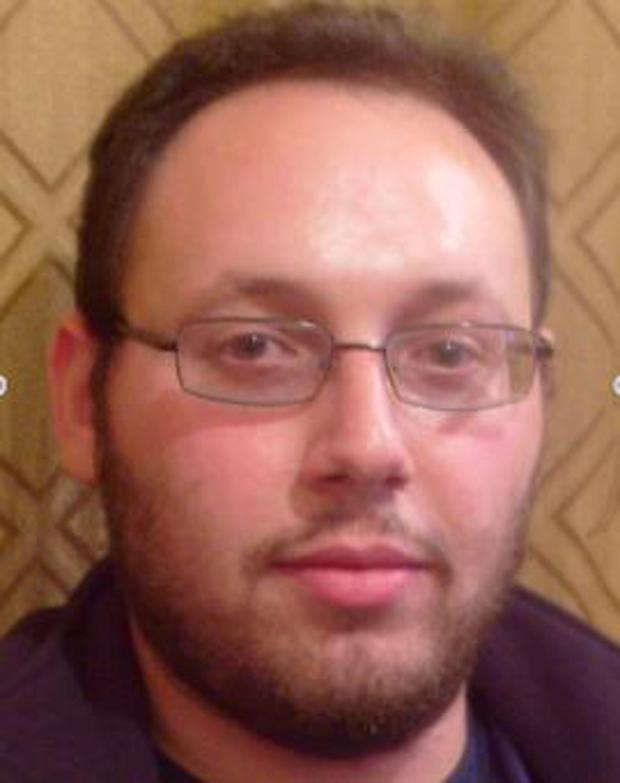 U.S. journalist Steven Sotloff is pictured in this undated handout photo obtained by Reuters August 20, 2014