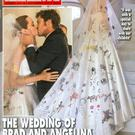 The Hello exclusive coverage of Brad Pitt and Angelina Jolie's wedding.