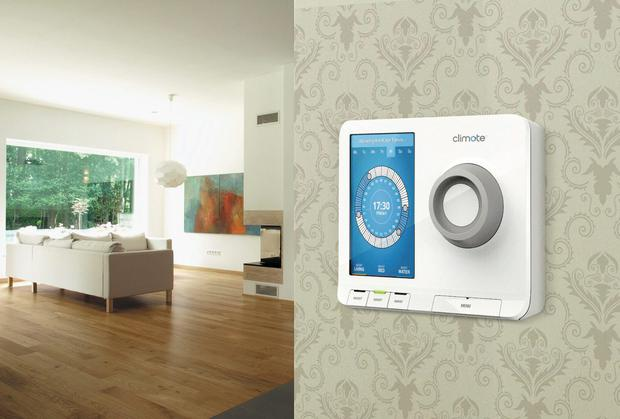 Dundalk company Climote's technology allows customers to control their heating remotely from anywhere in the world