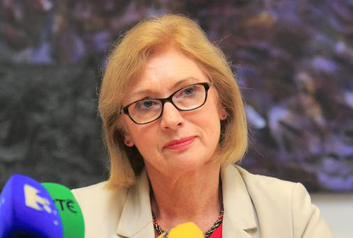 Minister for Education and Skills Jan O'Sullivan