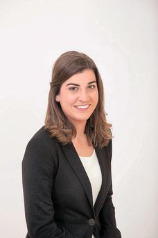 Cllr Maura Hopkins, who won Fine Gael nomination to contest the by-election in Roscommon South Leitrim