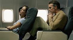 Reclining seats are proving increasingly bothersome for air travellers