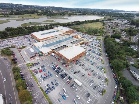 Douglas Shopping Centre for sale