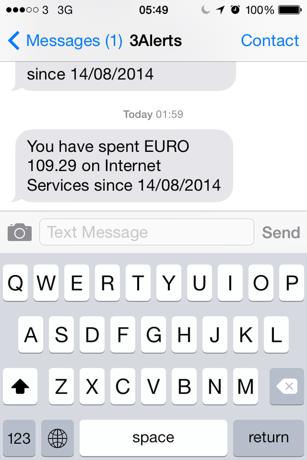 Perpay customers were charged up to and over €100 during the four-hour outage.