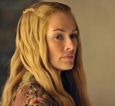 Lena Headey as Cersei Lannister in Game of Thrones
