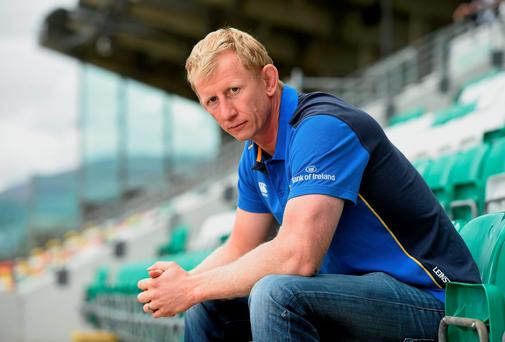 Leo Cullen was a master craftsman in the second-row and hugely under-rated at Test level. The void he leaves at Leinster is unbridgeable. Photo: Matt Browne / SPORTSFILE