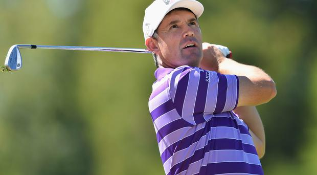Padraig Harrington views his role as one of Ryder Cup captain Paul McGinley's five assistants at Gleneagles as an opportunity to display his credentials for one of the most prestigious posts in golf. Photo: Stuart Franklin/Getty Images