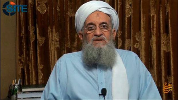 Al Qaeda leader Ayman al Zawahri announces the formation of an Indian branch of his militant group