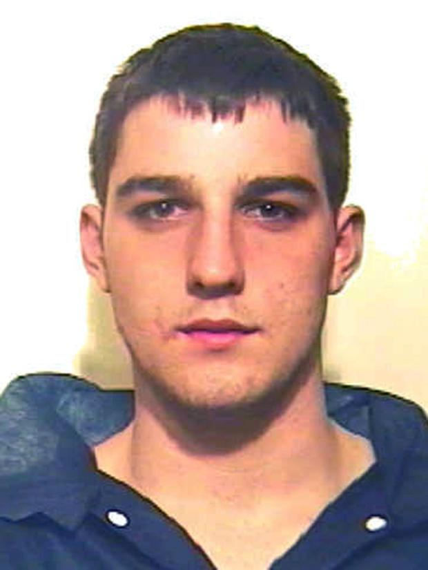 Undated handout photo issued by West Yorkshire Police of Bret Atkins, 24
