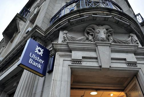 RBS owns Ulster Bank