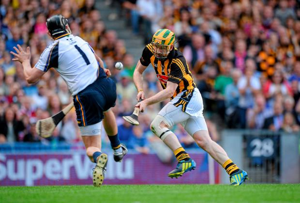 Kilkenny's Richie Power set the All-Ireland final alight with his skill, poise and intelligence. Photo: Piaras O Midheach / SPORTSFILE