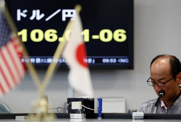 The Japanese economy has been in long-term stagnation