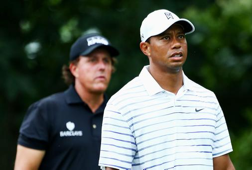 Phil Mickelson names culprit in Ryder Cup disaster with Tiger Woods