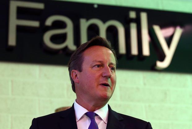Prime Minister David Cameron Photo: Andrew Milligan - WPA Pool /Getty Images