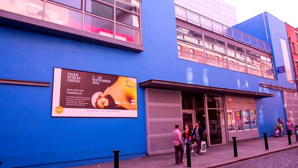 Project Arts Centre, East Essex Street, Temple Bar