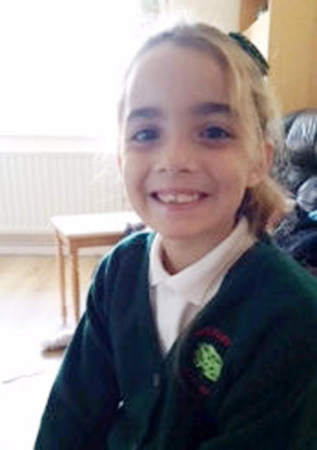 Mary Shipstone, 7, who was shot by her estranged father after being caught in the middle of a bitter domestic dispute has died in hospital. Photo: Sussex Police/PA Wire