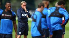 QPR manager Harry Redknapp believes the top clubs in the Premier League are 'on another planet' to the rest of the sides in the division. Photo: Bryn Lennon/Getty Images