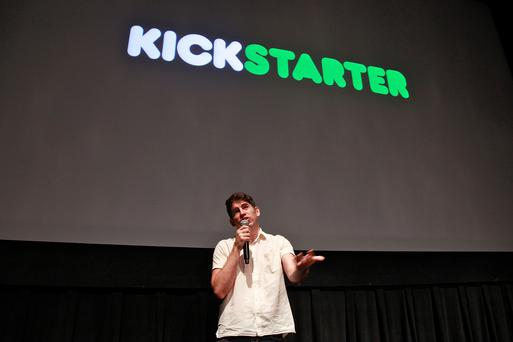 Kickstarter Co-founder Yancey Strickler: 'The Irish cultural scene has always been incredibly vibrant, and we can't wait to see what amazing, ingenious and unique ideas will now be part of the Kickstarter universe'