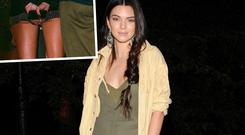 NEW YORK, NY - SEPTEMBER 08: Kendall Jenner attends the Polo Ralph Lauren fashion show during Mercedes-Benz Fashion Week Spring 2015 at Cherry Hill in Central Park on September 8, 2014 in New York City. (Photo by Craig Barritt/Getty Images)
