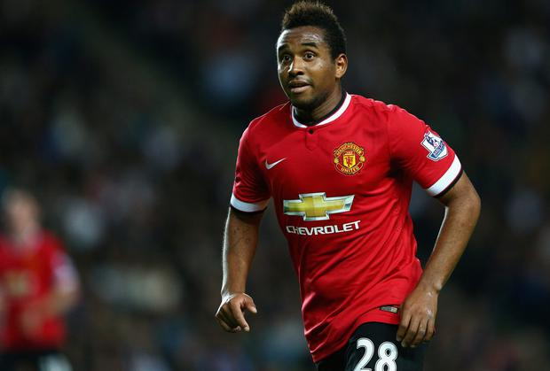 Where does Anderson go from here after finding himself selected alongside Manchester United's emerging youngsters in the reserve side against Sunderland? Photo: Clive Mason/Getty Images